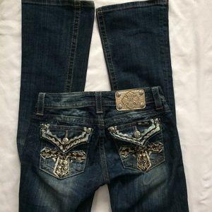 Miss Me Boot Jeans Sz 25